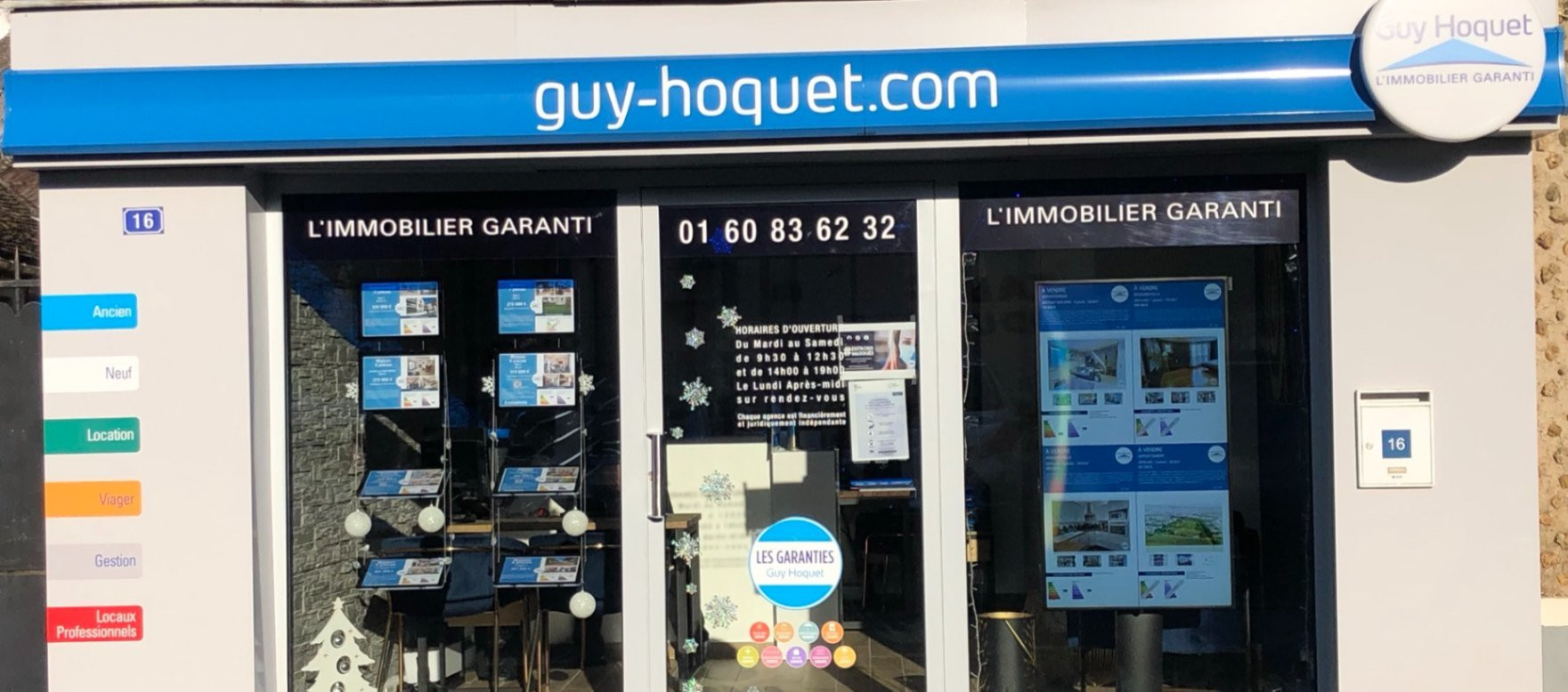 Agence Guy Hoquet OLLAINVILLE