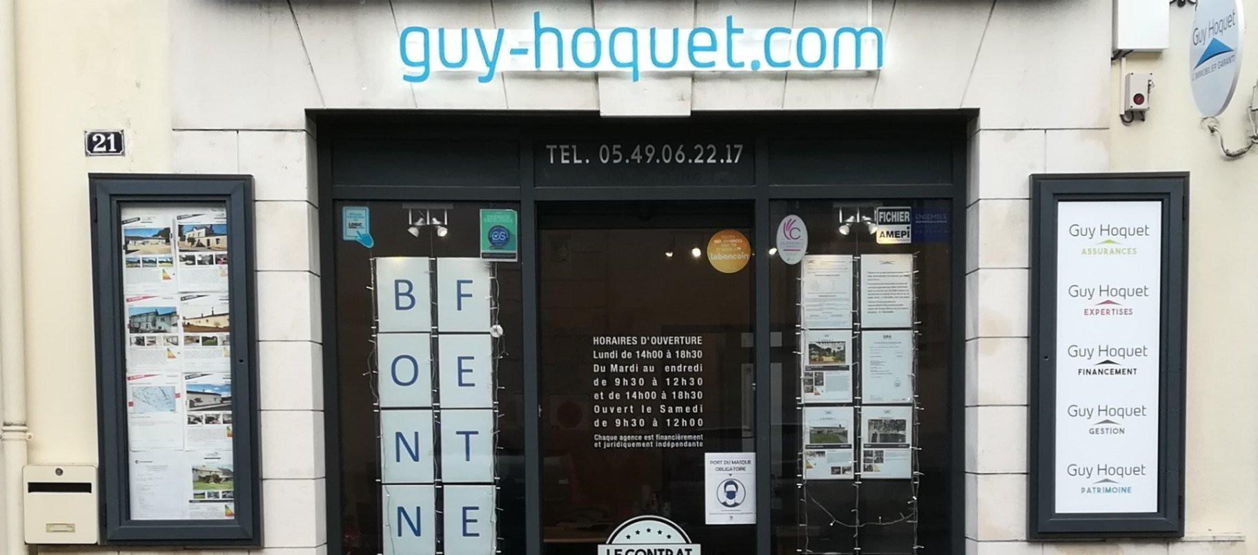 Agence Guy Hoquet COULONGES-SUR-L'AUTIZE