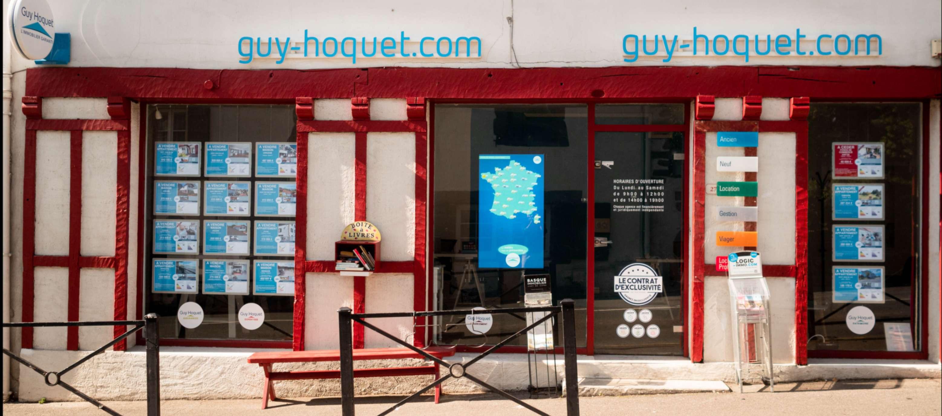 Agence Guy Hoquet SAINT PEE SUR NIVELLE
