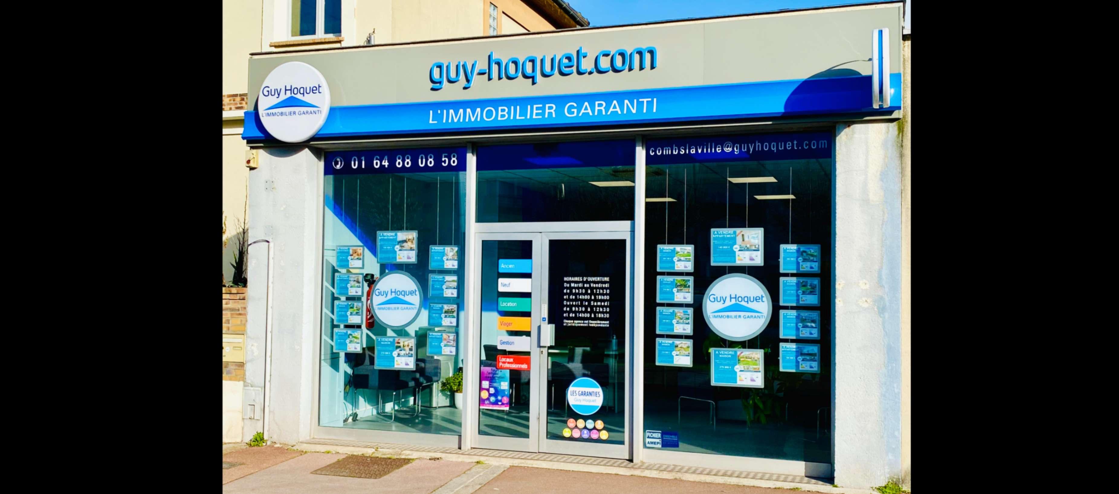 Agence Guy Hoquet COMBS LA VILLE