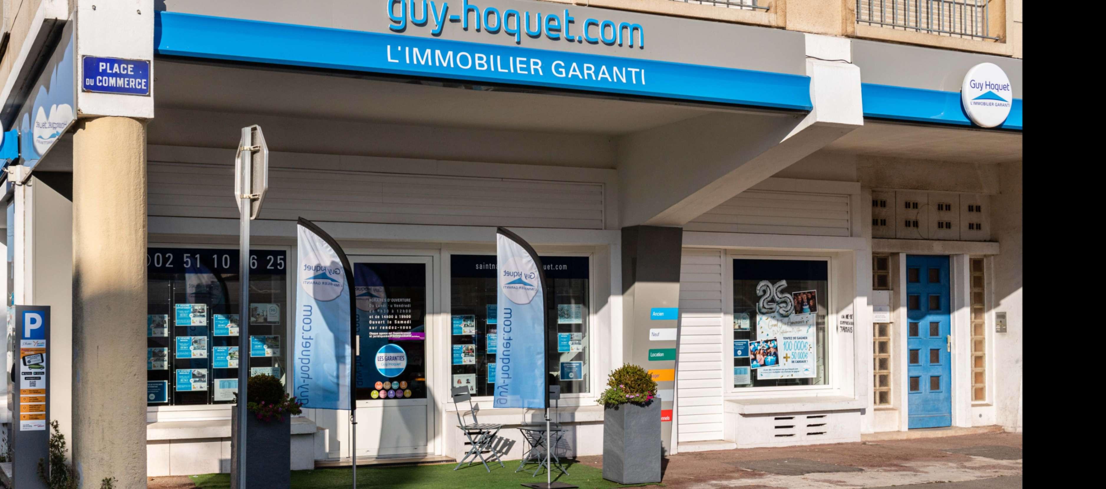 Agence Guy Hoquet SAINT NAZAIRE