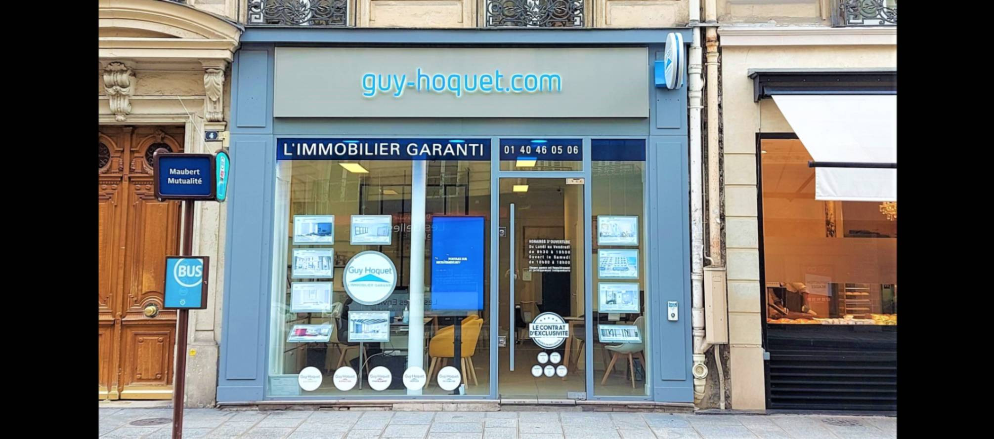 Agence Guy Hoquet PARIS 5 Maubert