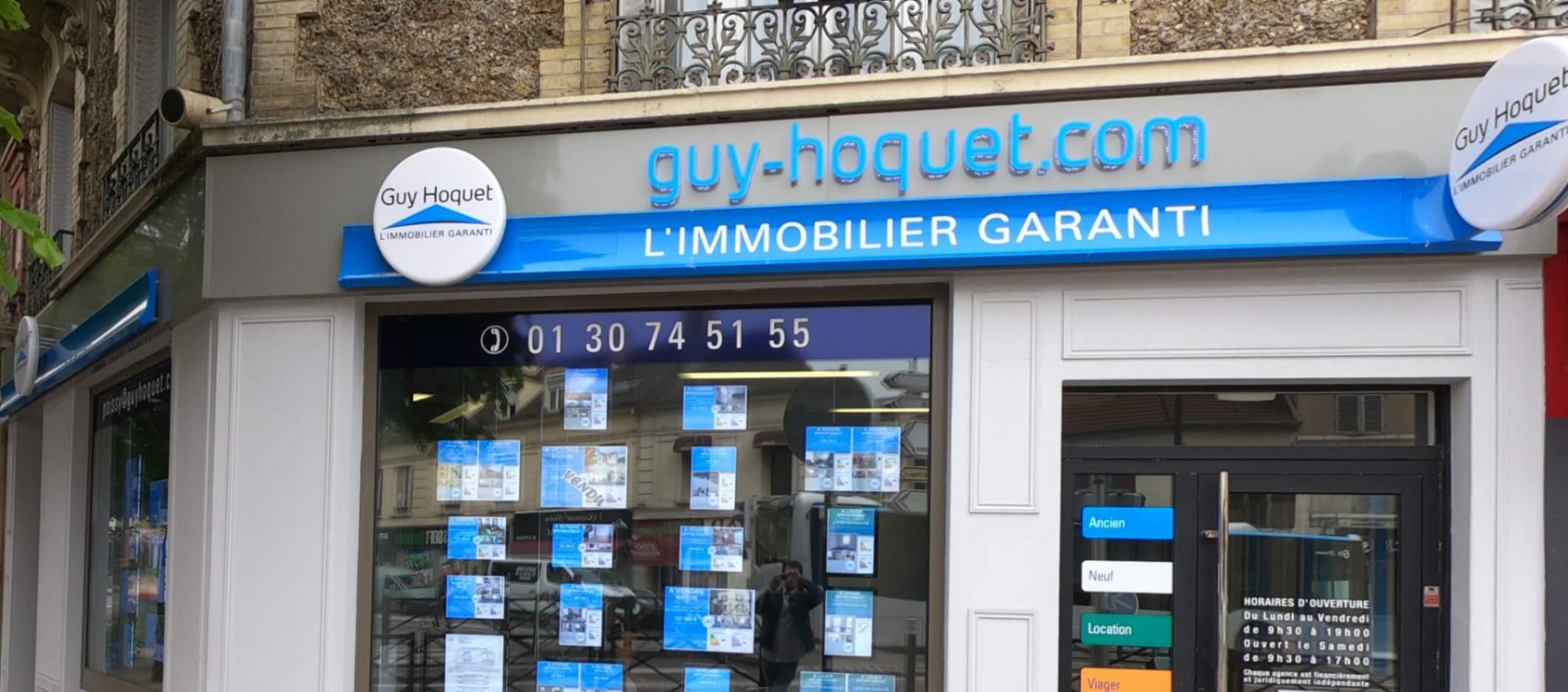 Agence Guy Hoquet POISSY