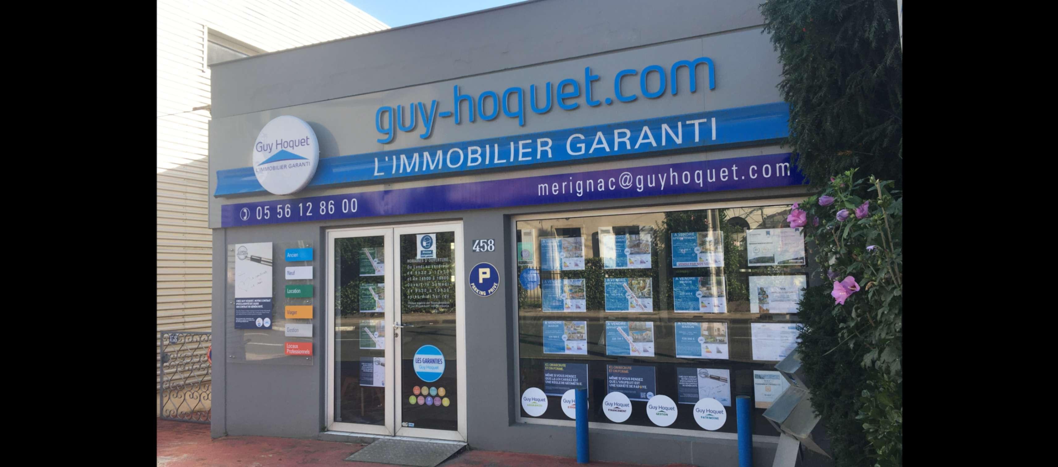 Agence Guy Hoquet MERIGNAC
