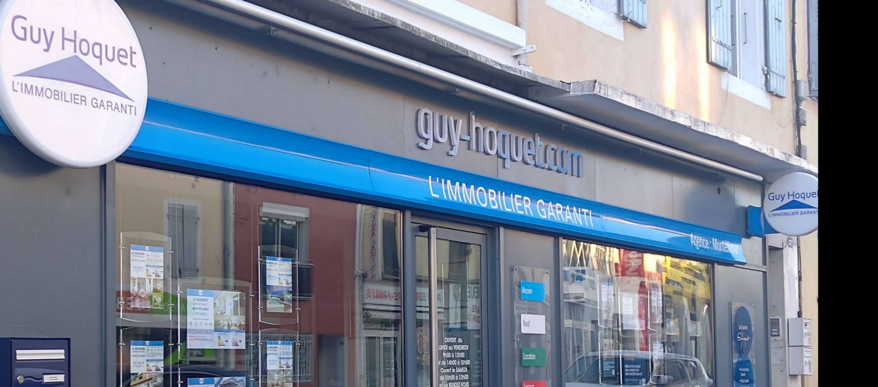Agence Guy Hoquet MONTELIMAR