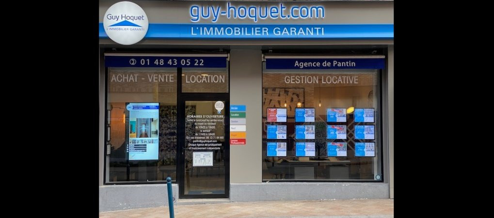 Agence Guy Hoquet PANTIN