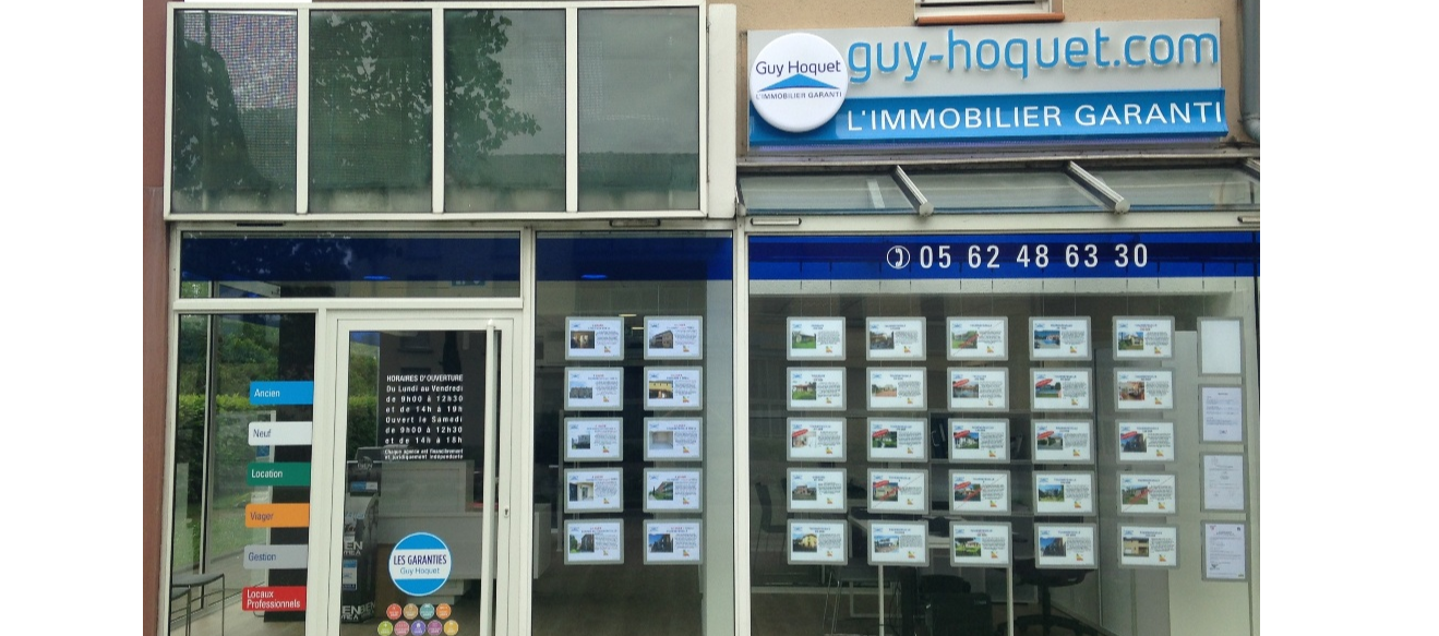 Agence Guy Hoquet TOURNEFEUILLE