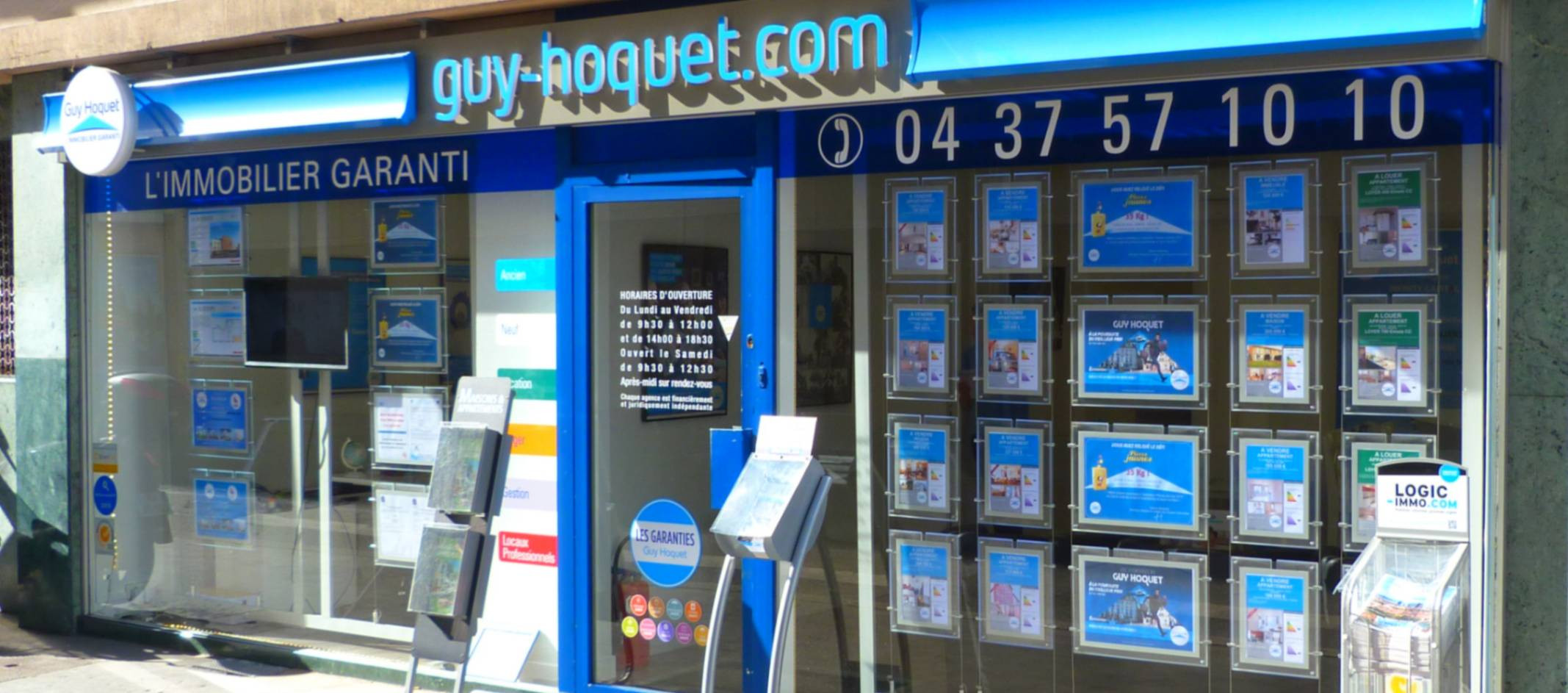 Agence Guy Hoquet VILLEURBANNE GRATTE CIEL