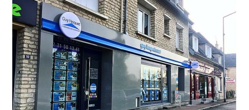 Agence Guy Hoquet SAINT MARTIN DE FONTENAY