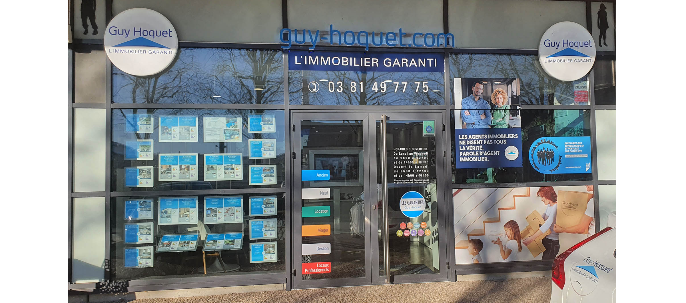 Agence Guy Hoquet PONTARLIER