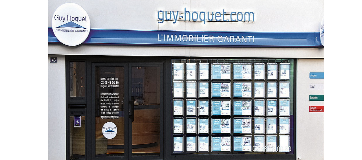 Agence Guy Hoquet BOURGES