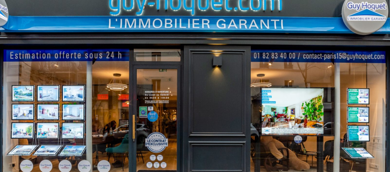 Agence Guy Hoquet PARIS 15 Saint Charles