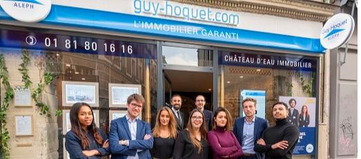 Agence Guy Hoquet PARIS 10 Château d'Eau