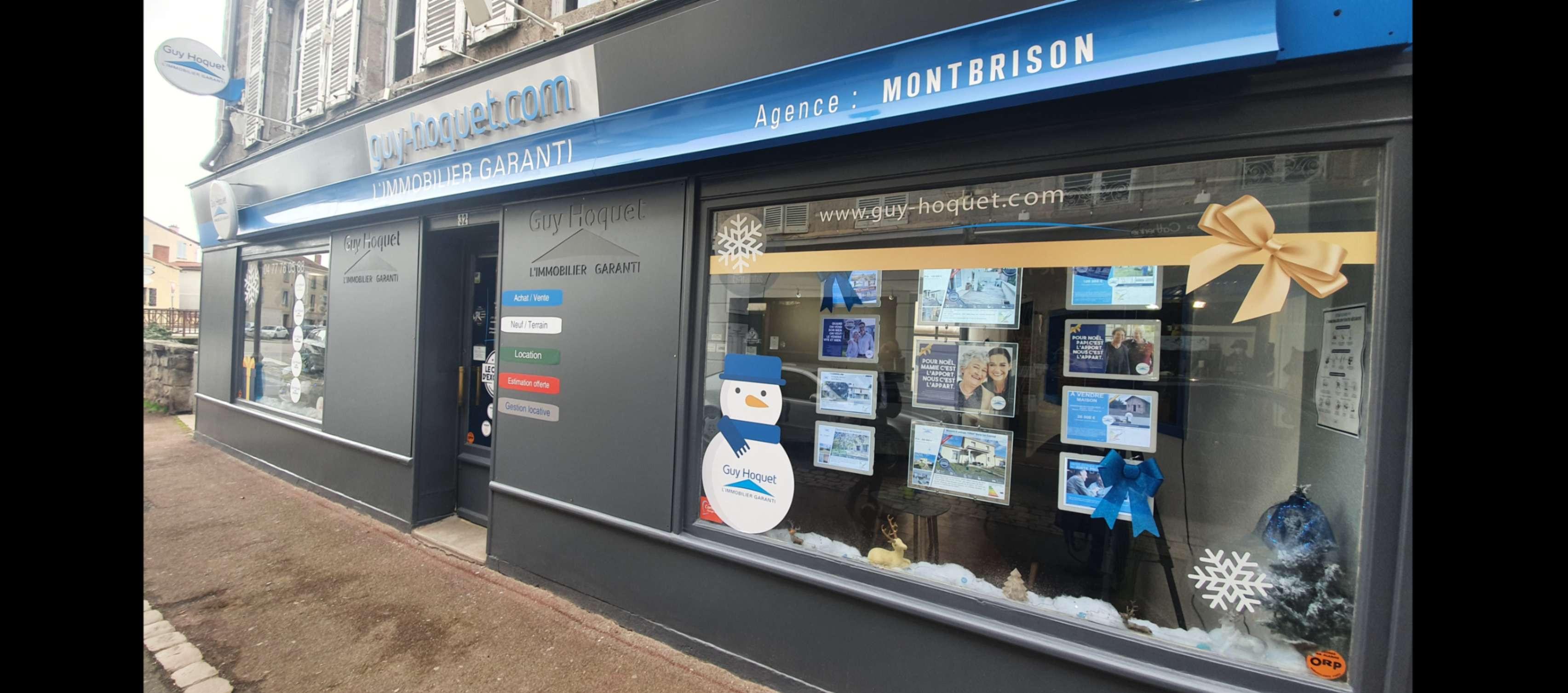 Agence Guy Hoquet MONTBRISON