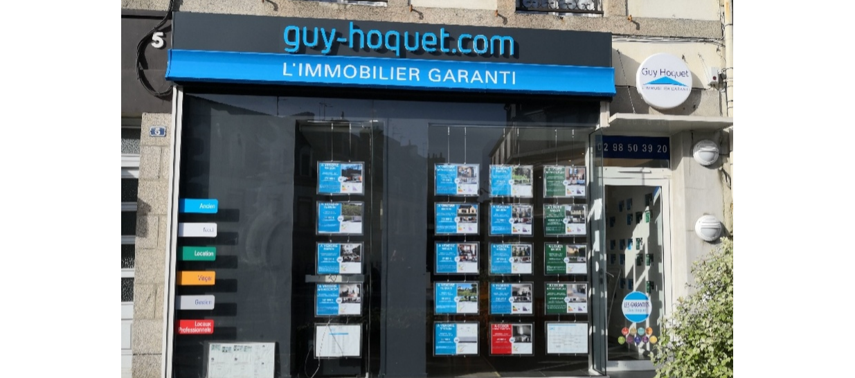 Agence Guy Hoquet CONCARNEAU
