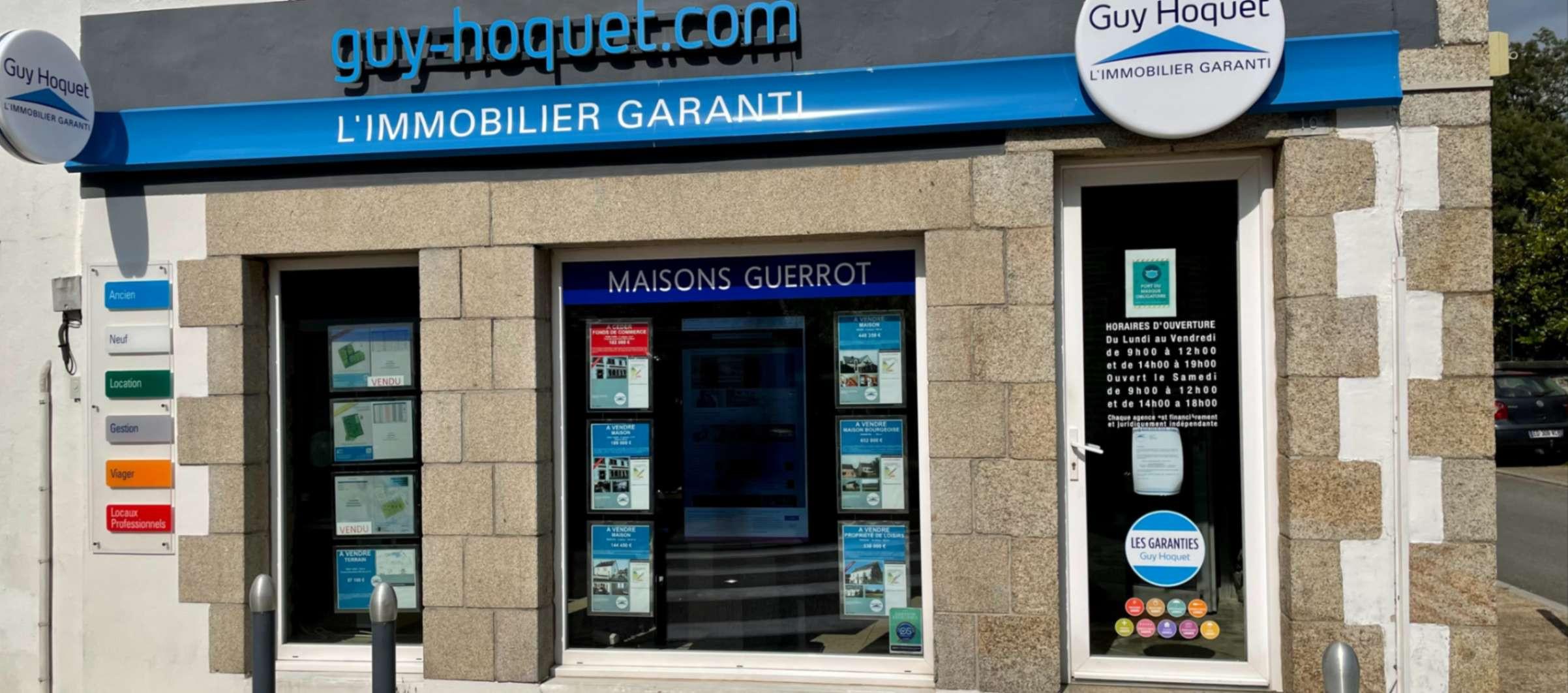 Agence Guy Hoquet NEVEZ
