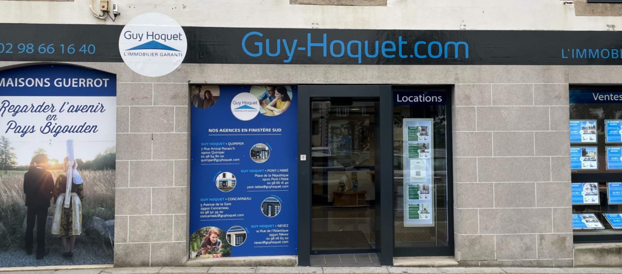 Agence Guy Hoquet PONT L'ABBE