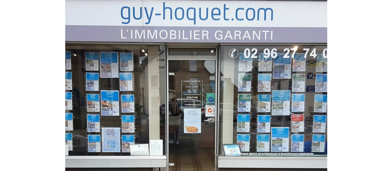 Agence Guy Hoquet EVRAN