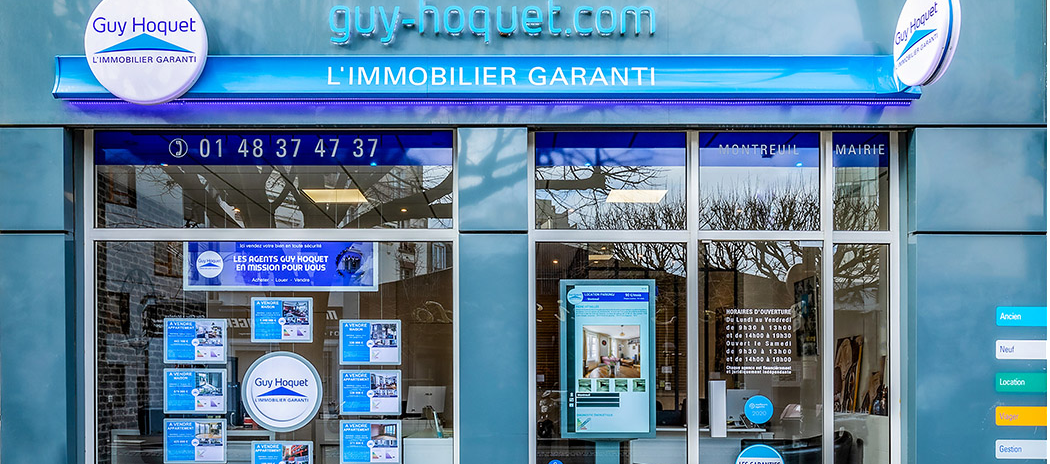 Agence Guy Hoquet MONTREUIL Mairie