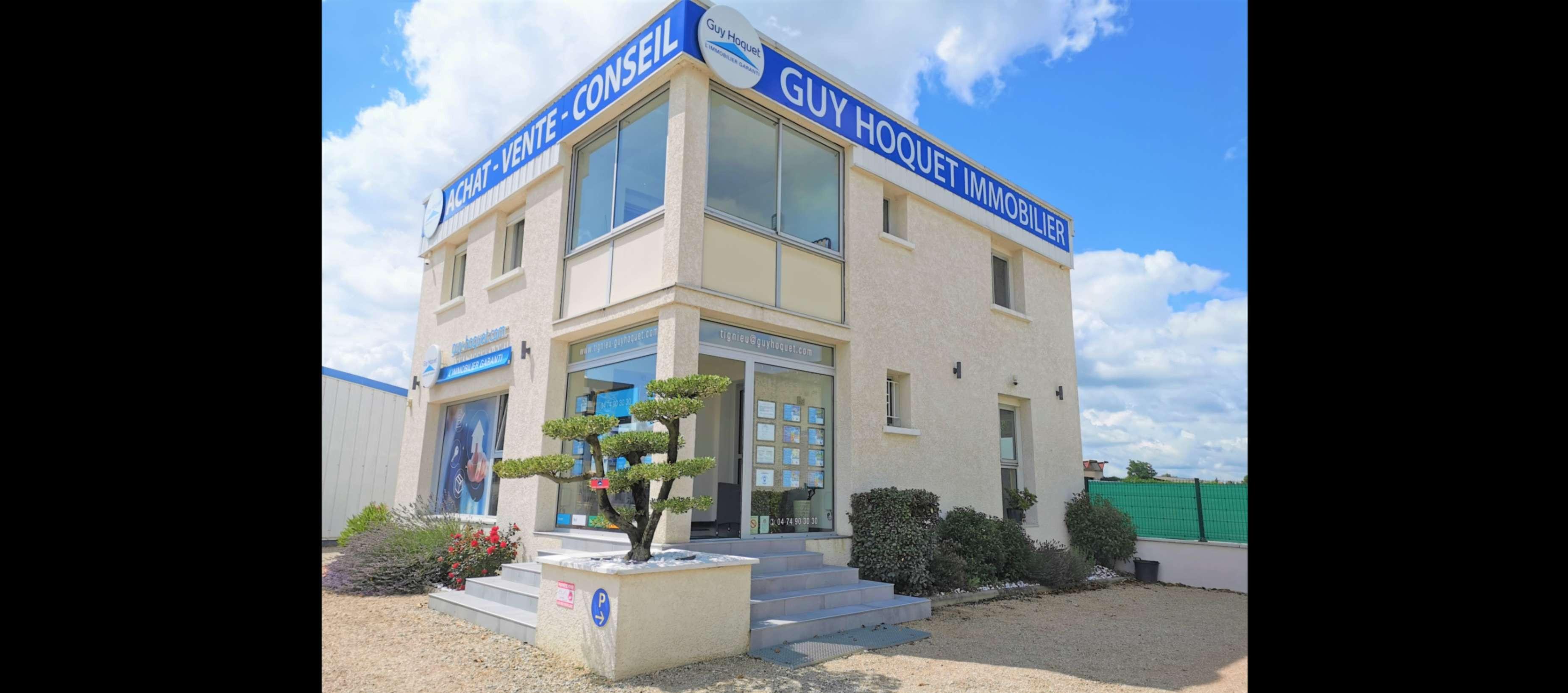 Agence Guy Hoquet Tignieu