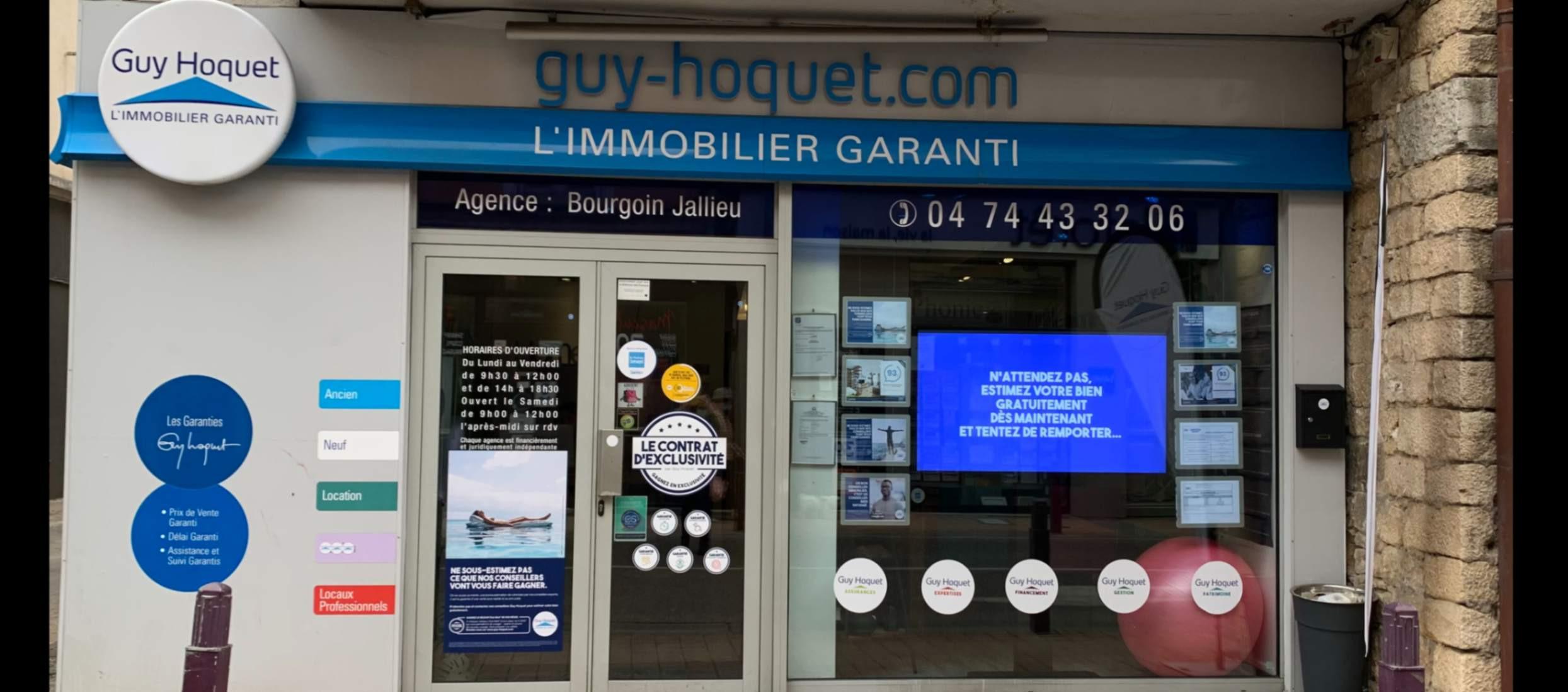 Agence Guy Hoquet BOURGOIN JALLIEU