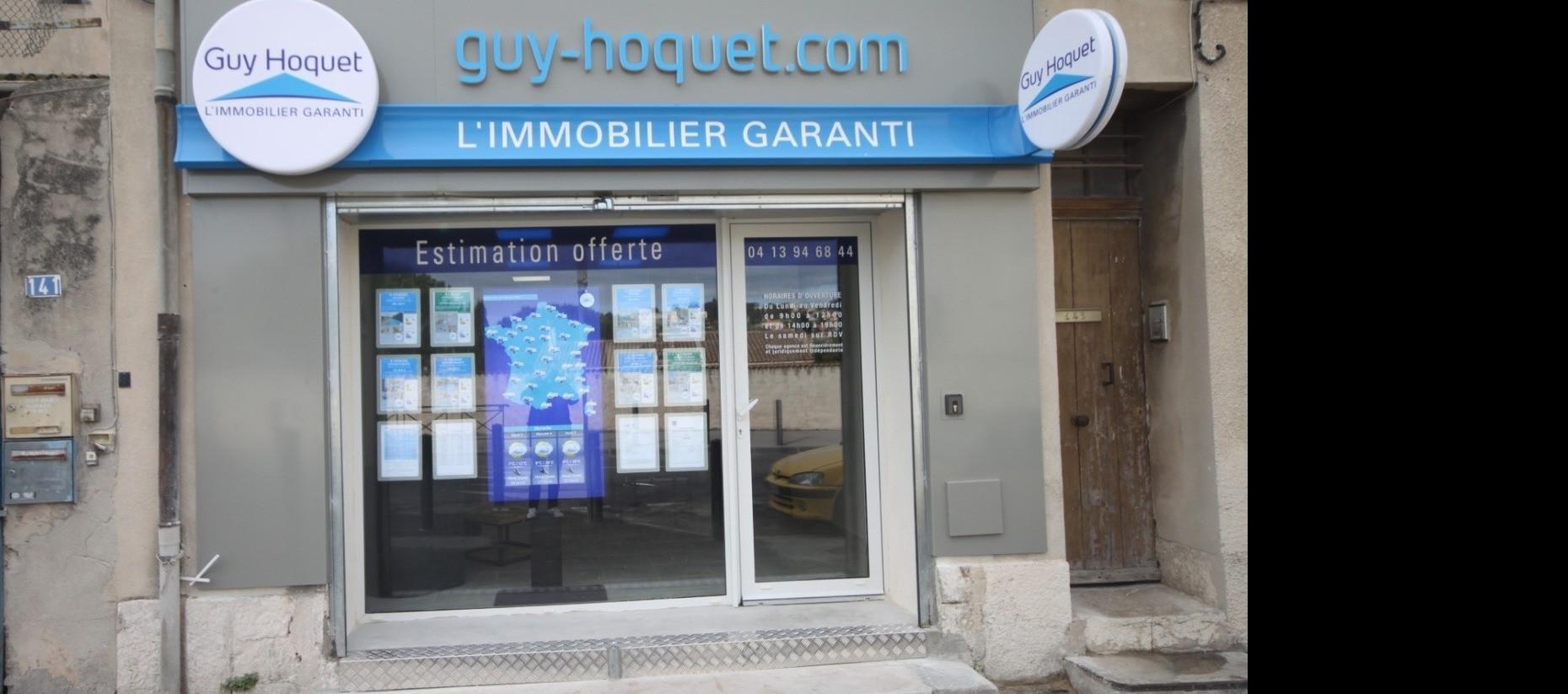 Agence Guy Hoquet MARSEILLE 15ème