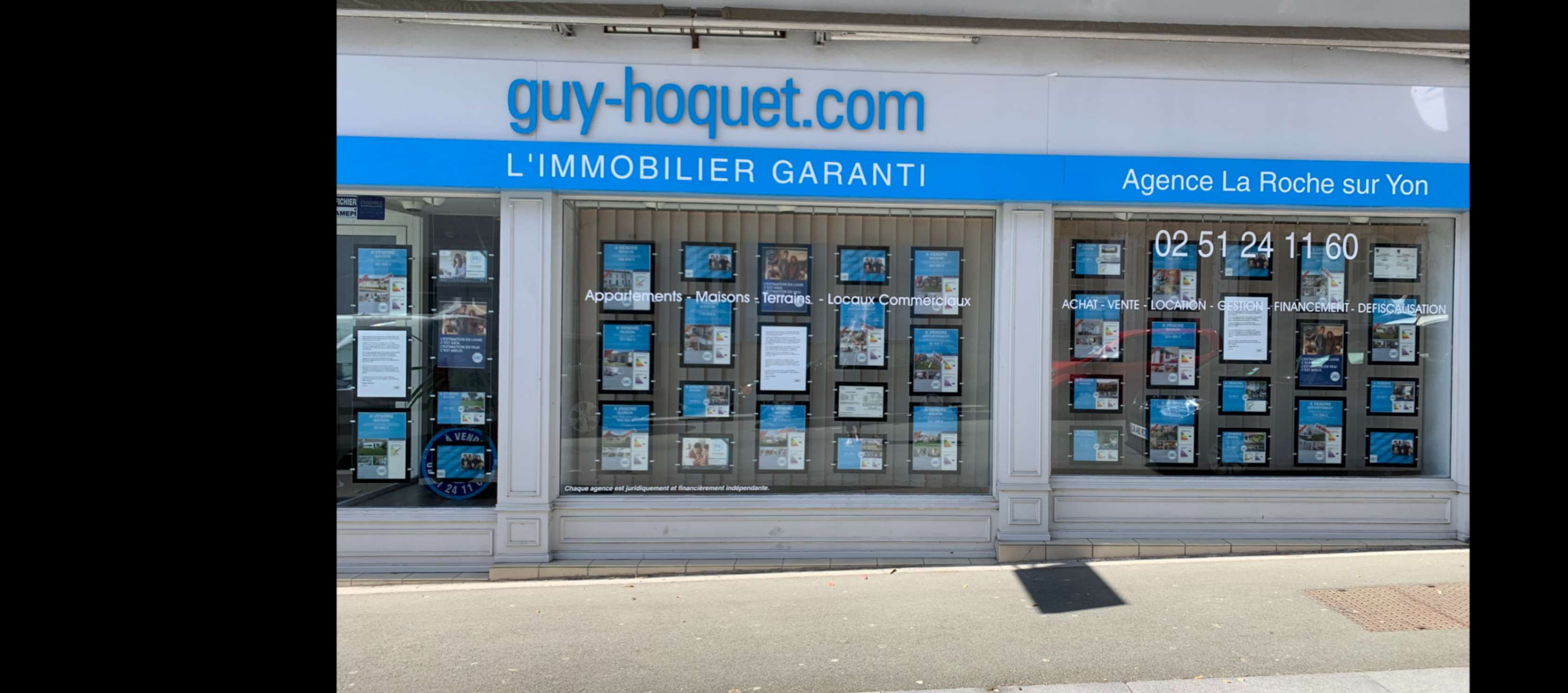 Agence Guy Hoquet LA ROCHE SUR YON