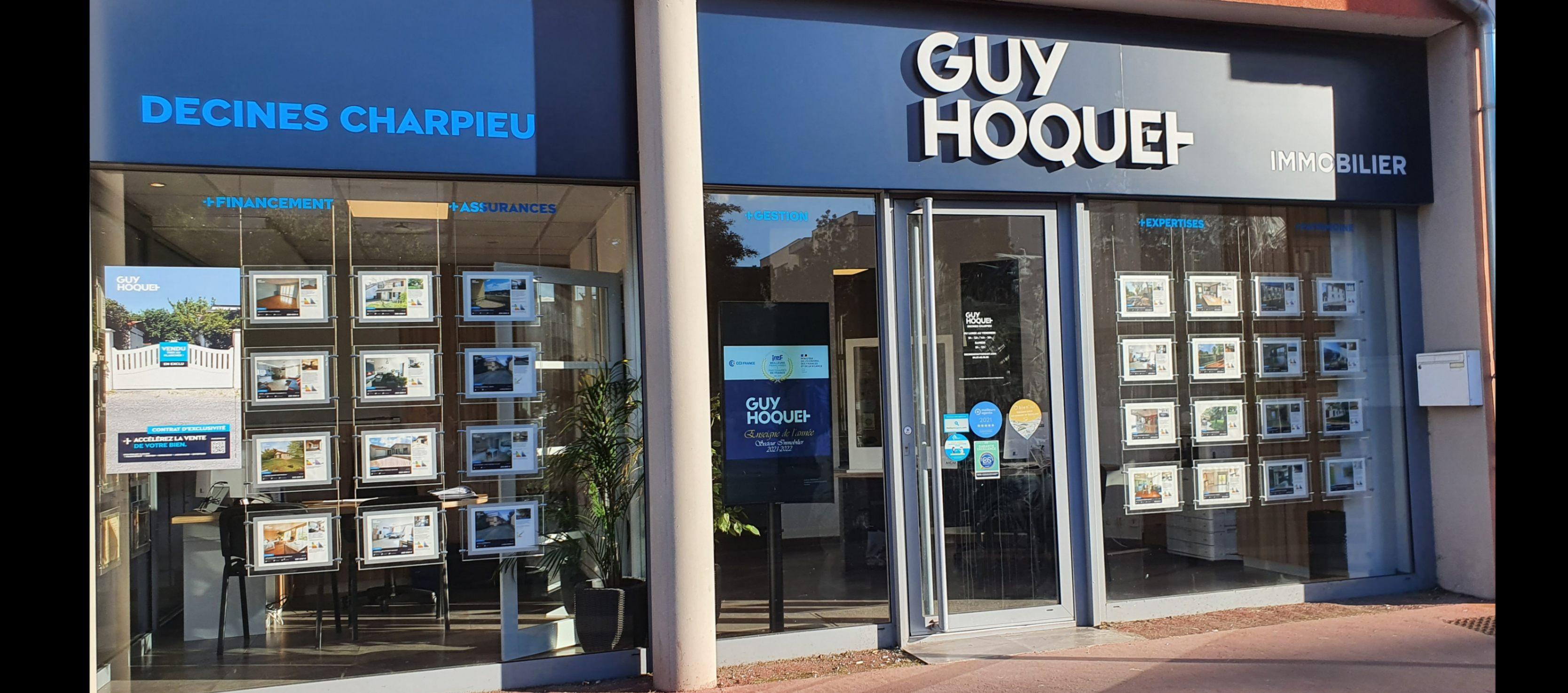 Agence Guy Hoquet Décines Meyzieu
