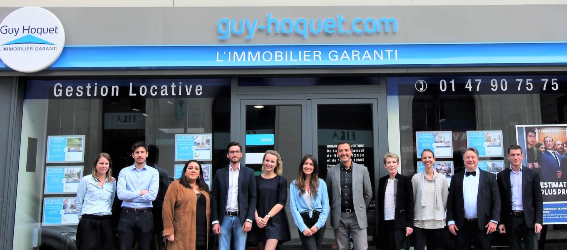 Agence Guy Hoquet ASNIERES