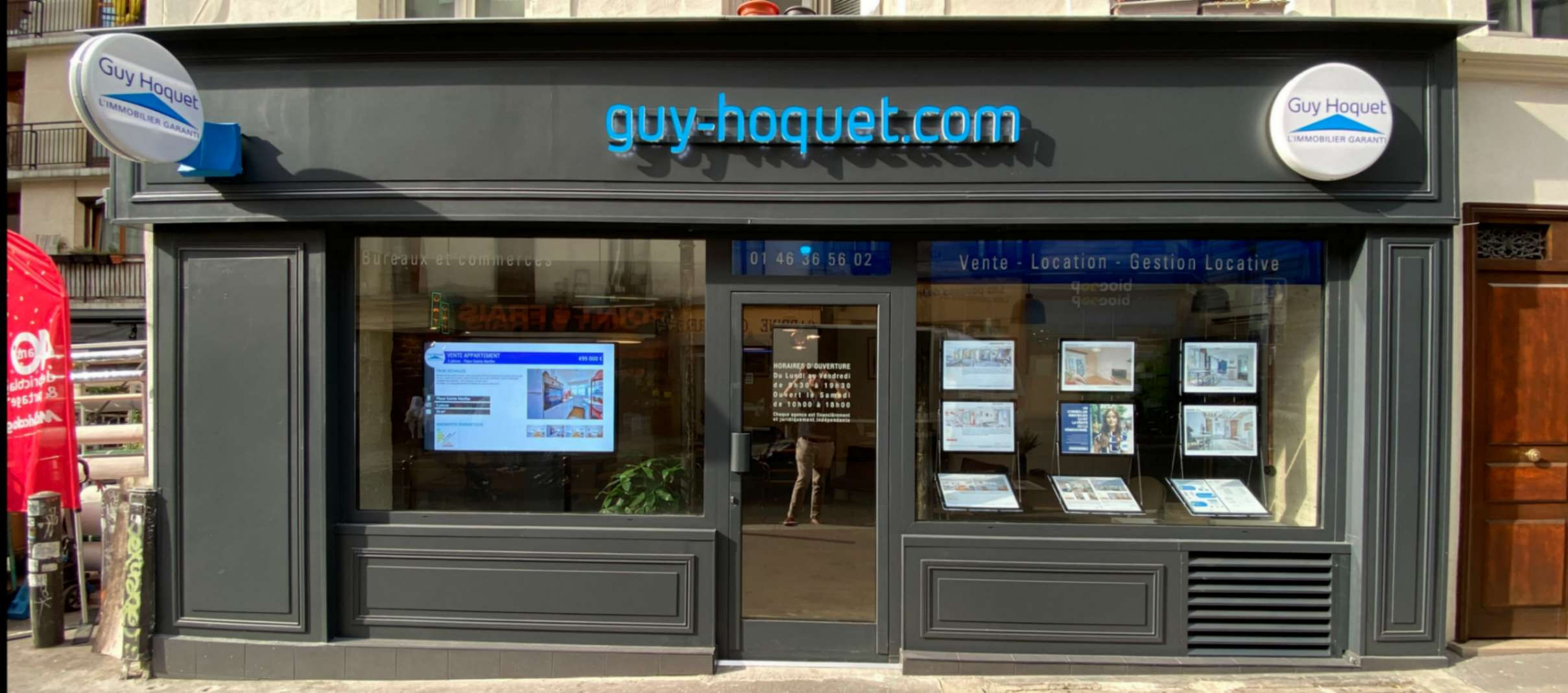 Agence Guy Hoquet PARIS 20 MENILMONTANT