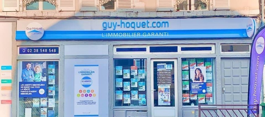 Agence Guy Hoquet ORLEANS Centre