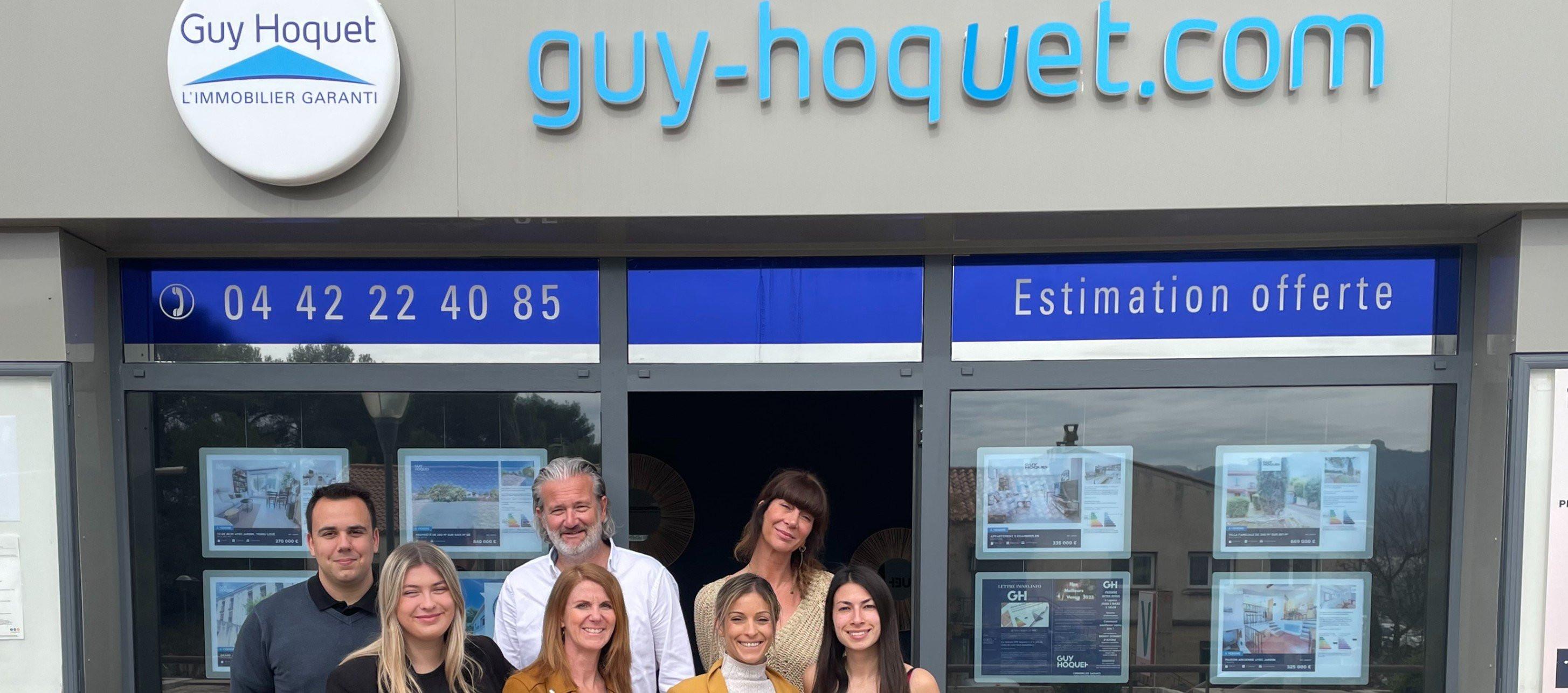 Agence Guy Hoquet BOUC BEL AIR