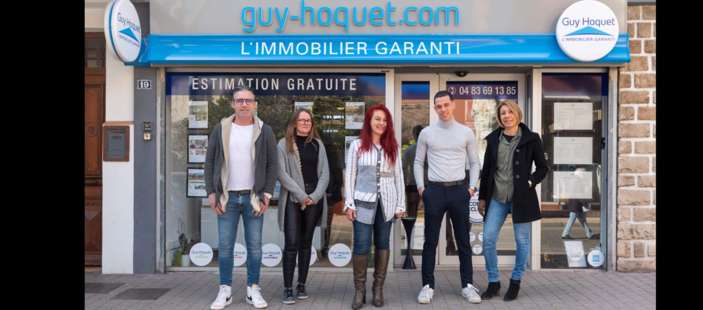 Agence Guy Hoquet CARQUEIRANNE